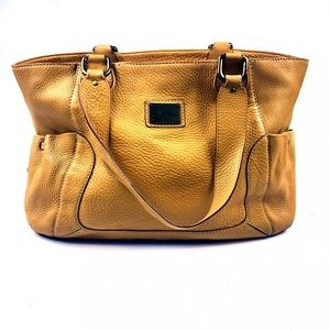 Cole Haan Pebbled Leather Large Hobo Bag